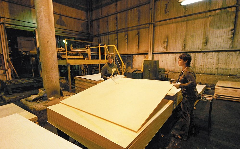 Jsc cherepovets plywood and furniture mill - cherepovets